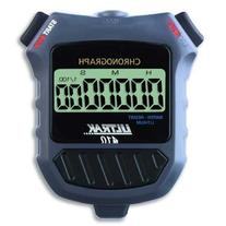 Ultrak 410 Simple Event Timer Stopwatch With Silent