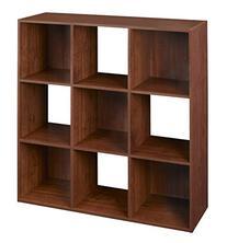 ClosetMaid Cubeicals 9-Cube Organizer, Espresso