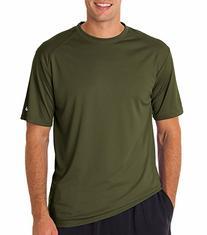 Badger Sportswear Adult B-Core Tee, OD Green, Large