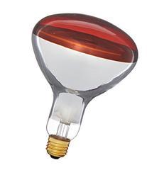 Philips 415836 Heat Lamp 250-Watt R40 Flood Light Bulb