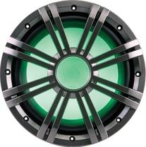 "New Kicker 41KMW104LC 10"" 150 Watt RMS 4-Ohm Marine/Boat LED"