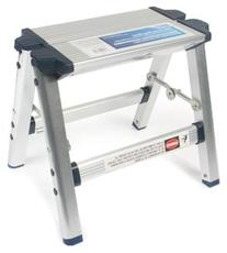 Camco Folding Metal Step Stool - Perfect For Hard To Reach