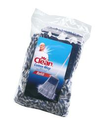 Mr. Clean 446235 Cotton Mop with Scrubber Refill, X-Large