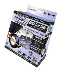 Marathon Flat Free Quick-Seal Replacement Inner Tube - 4.80/
