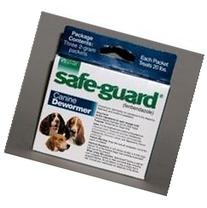 MERCK AH EQUINE D 456915 Safe-Guard Dog Dewormer
