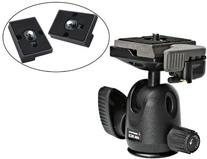Manfrotto 494RC Mini Ball Head with Quick Release and Two