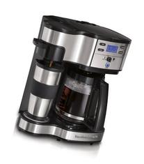 Hamilton Beach 49980A Single Serve Coffee Brewer and Full