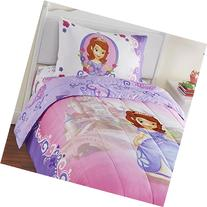 4pc Sofia the First Twin Bedding Set Disney Princess in