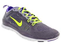 Nike Women's Free 5.0 TR Fit 4 Dark Bs Grey/Brght Mgnt/Blk/