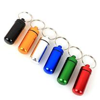 6pcs 5*1.7CM Colorful Waterproof Outdoor Camping Travel