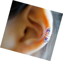 5)Cute & Lovely Non Pierced Ear Cuff
