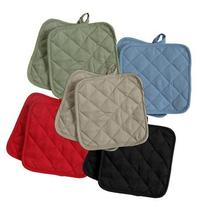 5  Sets of The Home Store Cotton Pot Holders, 2-ct. Color