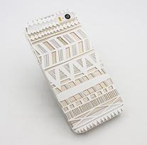 5 Case,iPhone 5s Case -LUOLNH Henna Itzli Mayan Aztec tribal