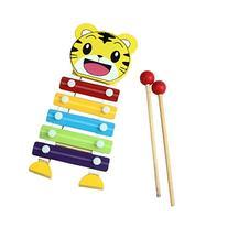 Sannysis Baby Kid 5-Note Xylophone Musical Toys Wisdom