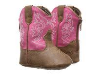 Durango Kids - 5 Pink Western Bootie   Cowboy Boots