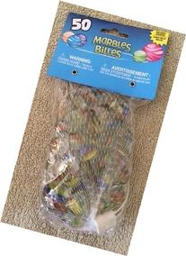 50 PACK MARBLES WITH SHOOTER