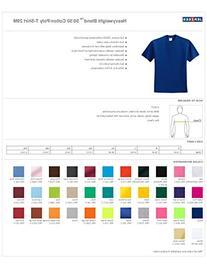 Jerzees Men's 50/50 Heavyweight Blend T-Shirt