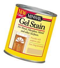 Minwax .50 Pint Walnut Gel Stain Interior Wood  26060
