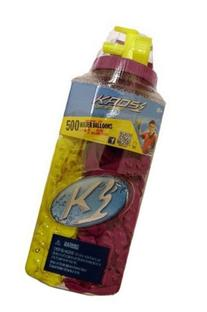 500ct Water Splashers Water Bombs Team Tubes Balloons -Biodegradable