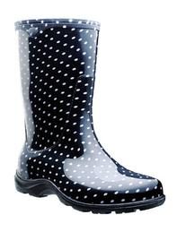 Sloggers 5013BP08 Rain and Garden Boots with All-Day-Comfort
