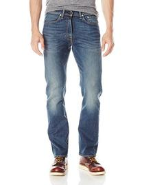 Levi's Men's 505 Regular Fit Strong Jean, Sea Drift,38Wx29L