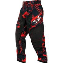 Valken 50866 Crusade Pants Hatch - Red - 3Xl