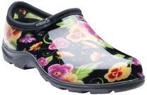 Sloggers Women's Waterproof  Rain and Garden Shoe with
