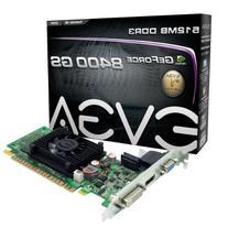 EVGA 512-P3-1300-LR GeForce 8400 GS 512 MB DDR3 PCI Express