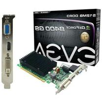 EVGA 512-P3-1301-KR GeForce 8400 GS Graphics Card - 520 MHz