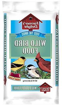 Wagner's 53003 Farmer's Delight Wild Bird Food, With Cherry