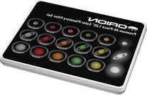 Orion 5453 Premium 1.25 Inch 20-Piece Color Planetary Filter