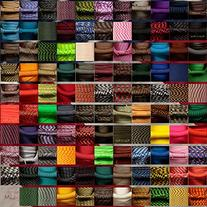 550 Parachute Cord - 109 Colors - 50 or 100 FT - 7 Strand -