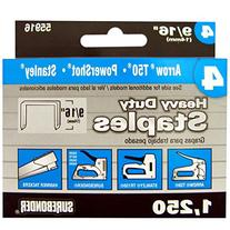 Surebonder 55916 Heavy Duty 9/16-Inch Length Staples, Arrow