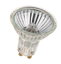 SYLVANIA Tungsten Halogen Lamp Capsylite PAR16 / Halogen Flood Light Dimmable / GU10 Base / 50 Watt / 2850K - warm white
