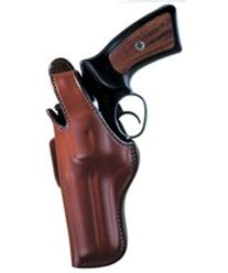 Bianchi Tan 5Bh Thumbsnap Holster Fits Colt Python 6In