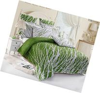 Swanson Beddings Tree Branches 5-Piece 100% Cotton Bedding