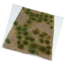 6 Pack Architectural Model Wild Grass Green Meadow Sheet