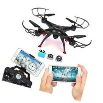4 Channel 6-Axis Gyro Headless Remote Control Quadcopter FPV