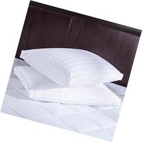 Puredown 600 Fill Power Down Pillow, With 2 Free Pillow