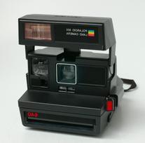 Polaroid 600Land Camera