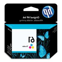 HP 61 Tri-color Original Ink Cartridge