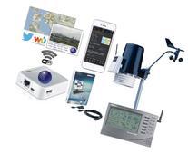 Ambient Weather 6152-WEATHERBRIDGE Davis Instruments Wi-Fi