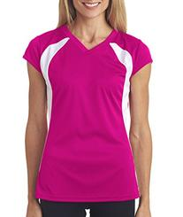 "Badger Ladies Polyester Color Block ""Zone"" Athletic Jersey M"
