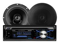 BOSS AUDIO 656BCK Package Includes 508UAB Single-DIN AM/FM