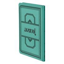 Boorum & Pease 66 Series Account Book, Journal Ruled, Green