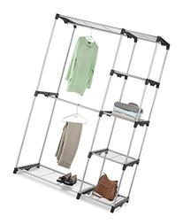Whitmor 6779-3044 Double Rod Freestanding Closet with Steel