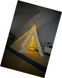 7' Teepee Lights