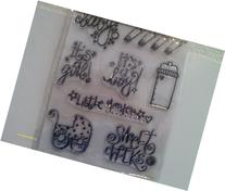 7 Baby Clear Stamps