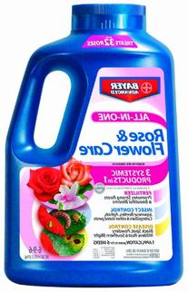 Bayer Advanced 701110 All in One Rose and Flower Care