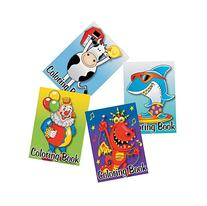 72-pack of Kid's Coloring Books ~ Great Party Favors!